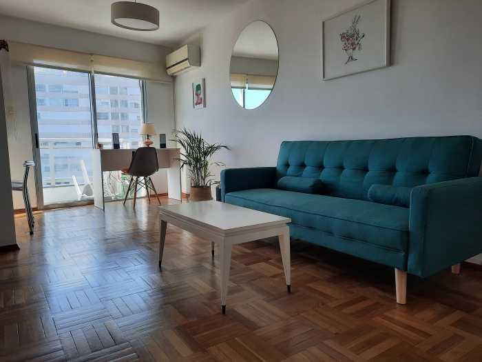 Alquiler de apartamento amueblado en Malvin
