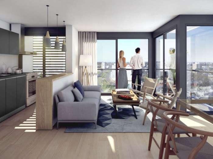 Venta De Apartamento 2 Dormitorios En Nostrum Malvín