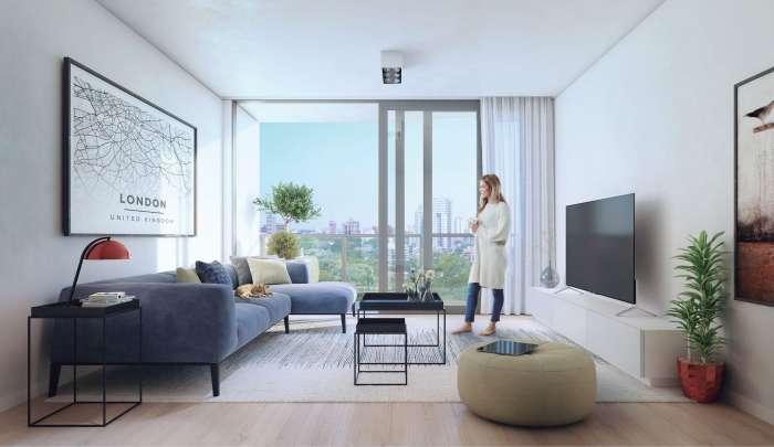 Venta apartamento 1 dormitorio Cordón - AD1360