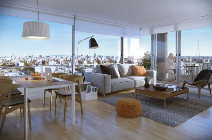 Apartamento 3 Dormitorios en Pocitos JOY