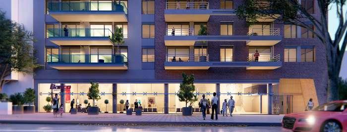 Venta De Apartamento1 Dormitorio En Gala Pop Tres Cruces