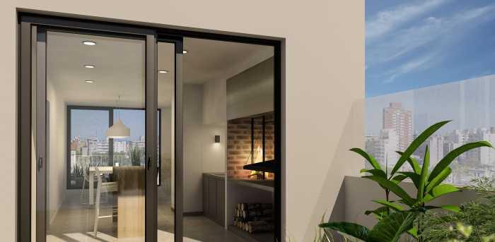 Venta apartamento 1 dormitorio en Parque Batlle, Site Italia