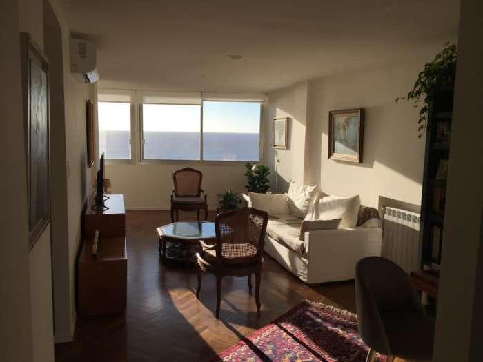Apartamento Primera Línea Rambla Punta Carretas