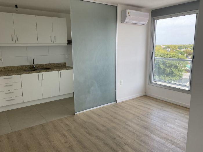 ¡Venta de apartamento nuevo de 1 dormitorio en Nuevo Centro!