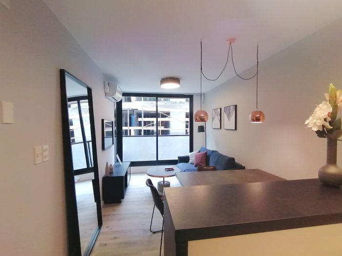 Venta 1 Dormitorio Pocitos, A Estrenar En Mayo 2021!