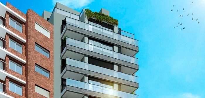 Venta De Apartamento Monoambiente - Pocitos.