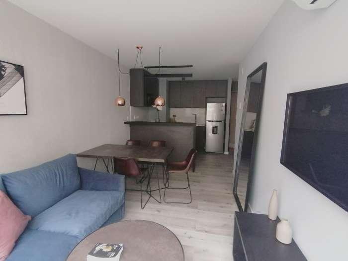 Venta De Apartamento 1 Dormitorio Pocitos More Echevarriarza