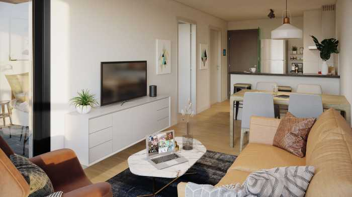 Venta de apartamento 1 dormitorio en Barrio Sur, 01 SYNC
