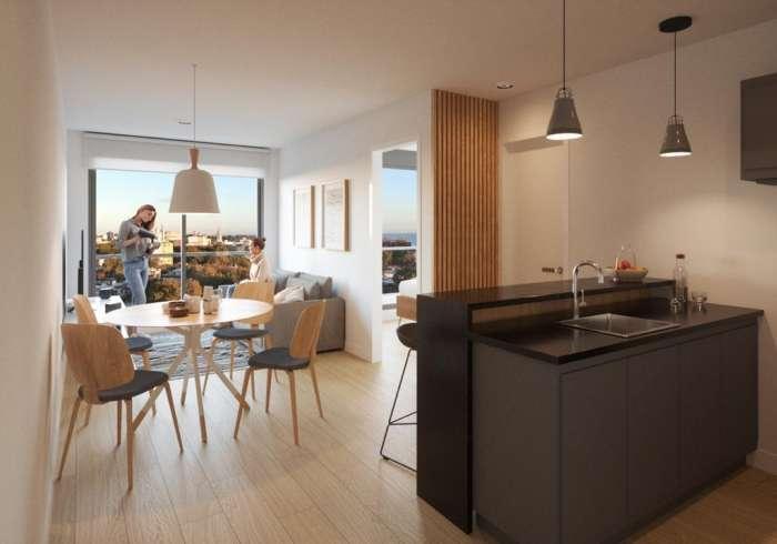 Venta Apartamento 2 Dormitorios Cordón Ventura Soho