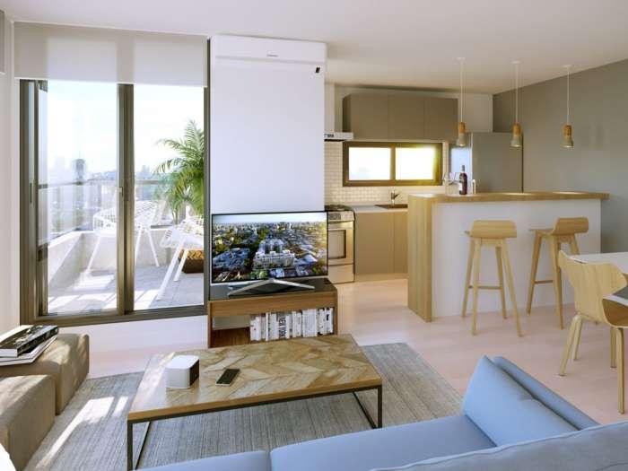 Venta De Apartamento 2 Dormitorios En Nostrum Plaza 2