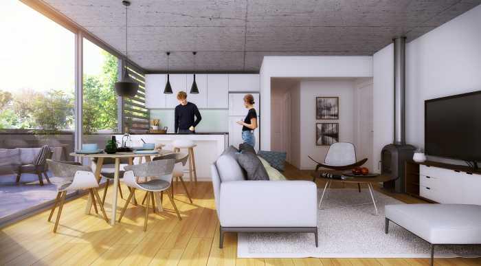 Venta apartamento 2 dormitorios Solaris Parque Punta Gorda