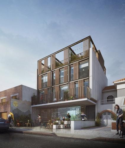Venta Duplex De 1 Dormitorio En Malvín. Estrena 2021!