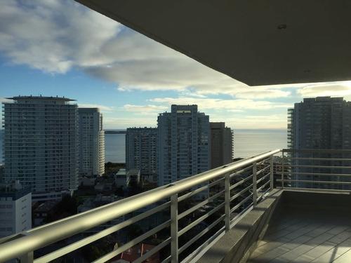 Venta Con Renta! 1 Dormitorio Con Garaje. Punta Del Este
