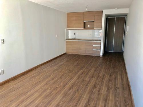 Venta De Apartamento Monoambiente A Estrenar, En Pocitos