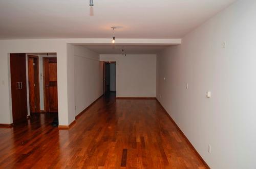 Venta Con Renta! Punta Carretas, 3 Dormitorios, 3 Gjes Y Box