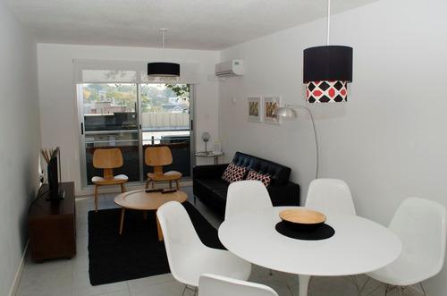 Apartamento A Estrenar, 2 Dormitorios, Buceo, Próximo Rmbla.