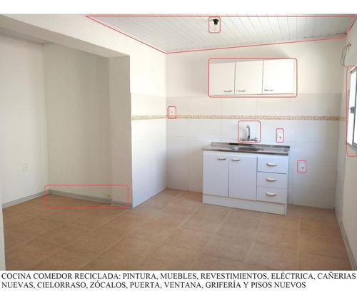 ¡Venta con renta de apartamento 3 dormitorios en la Unión!
