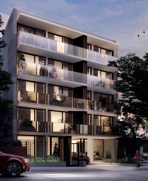 Apartamento 1 Dormitorio Pocitos Urban Suites VIII