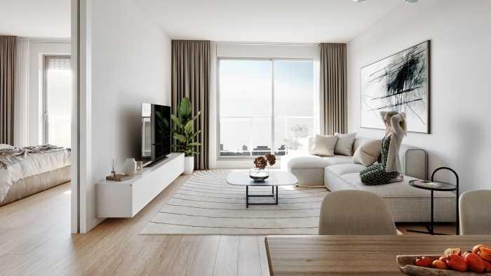 Venta de apartamento de 2 dormitorios en Cordón, Miraf Haedo