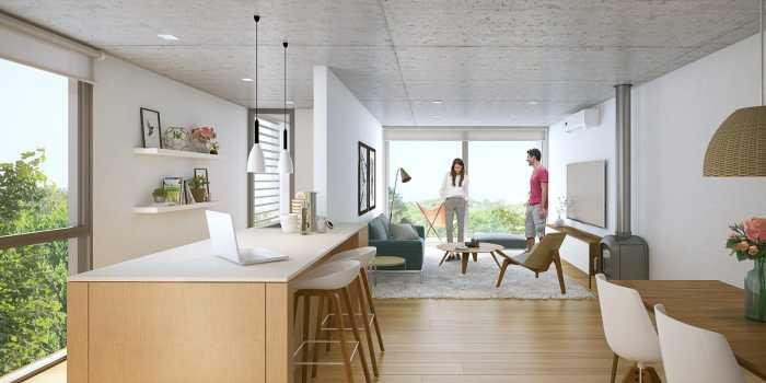 Venta apartamento 1 dormitorio Punta Gorda, Solaris Parque