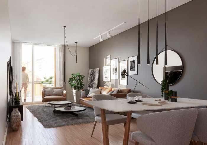 Venta de apartamento de 1 dormitorio en Aguada Housing Lima