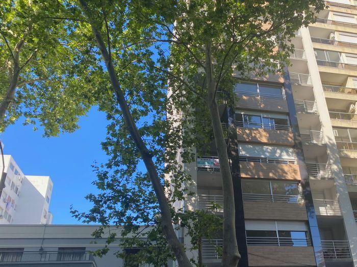 Venta Apartamento Monoambiente En Pocitos Marina W
