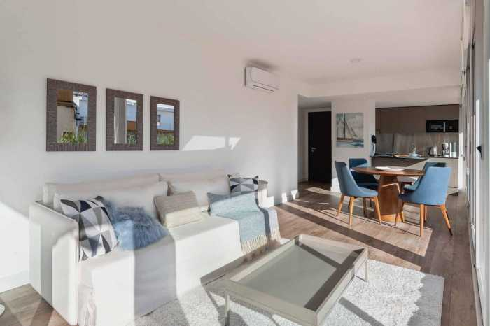 Venta de apartamento de 2 dormitorios en Pocitos Novus Lamas