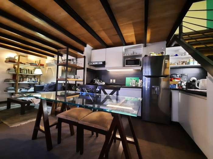 Venta Duplex reciclado de 2 dormitorios en Cordón