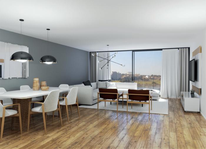 Venta apartamento 3 dormitorios y servicio FORUM Buceo