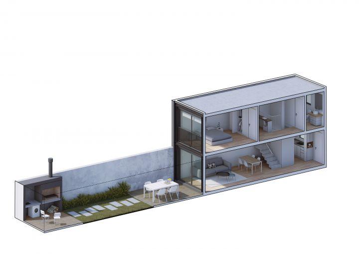 OMA Houses