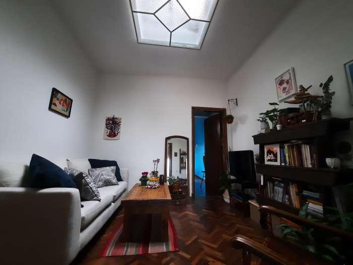 Venta con renta de apartamento 1 dormitorio en Palermo