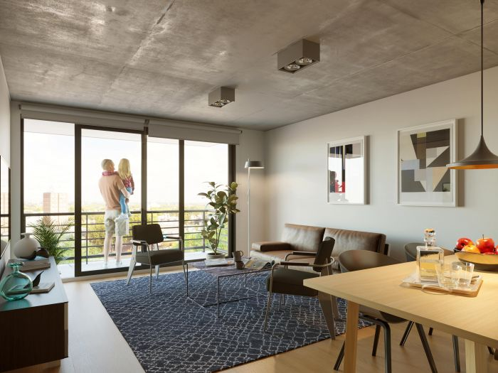 Venta apartamento La Blanqueada 1 dormitorio Edificio Sita