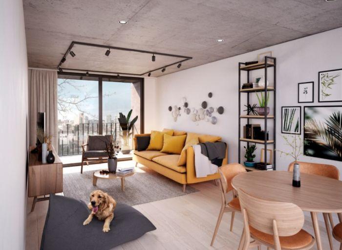 ¡venta De Apartamento De 2 Dormitorios, Cordón!