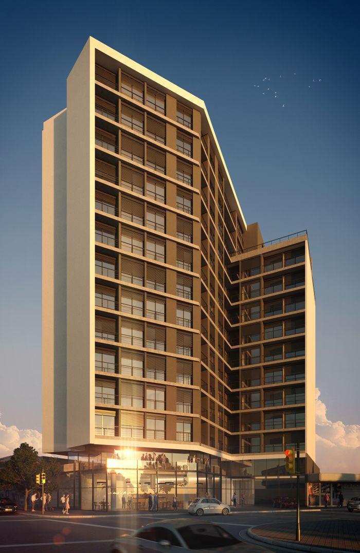 Venta de apartamento de 2 dormitorios en Ventura GO!
