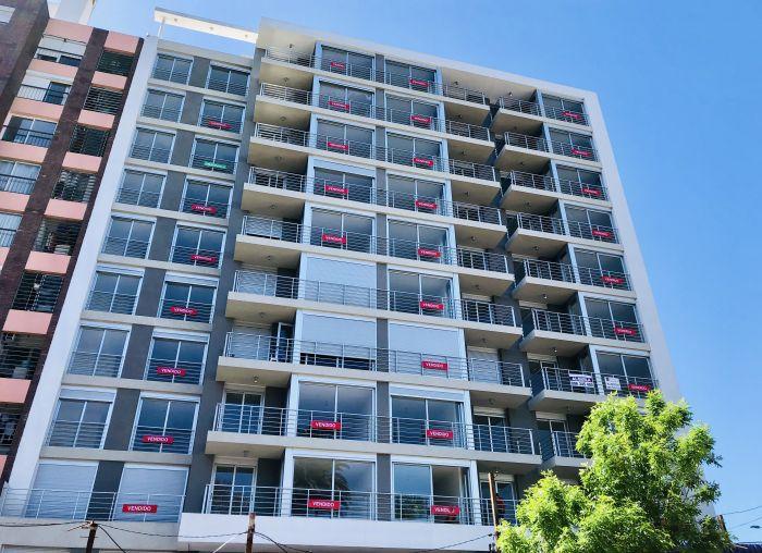 Venta de apartamento de 2 dormitorios en Ventura Tres Cruces II, Torre B