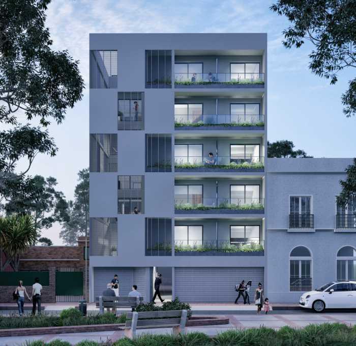 Venta de apartamento de 1 dormitorio en Aguada