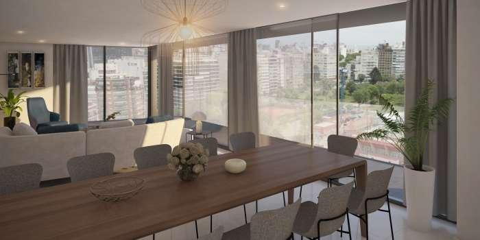 Venta de apartamento de 1 dormitorio en Bilú Biarritz