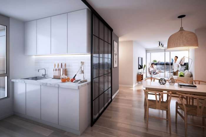 Venta Apartamento 2 Dormitorios Smart Point Tres Cruces