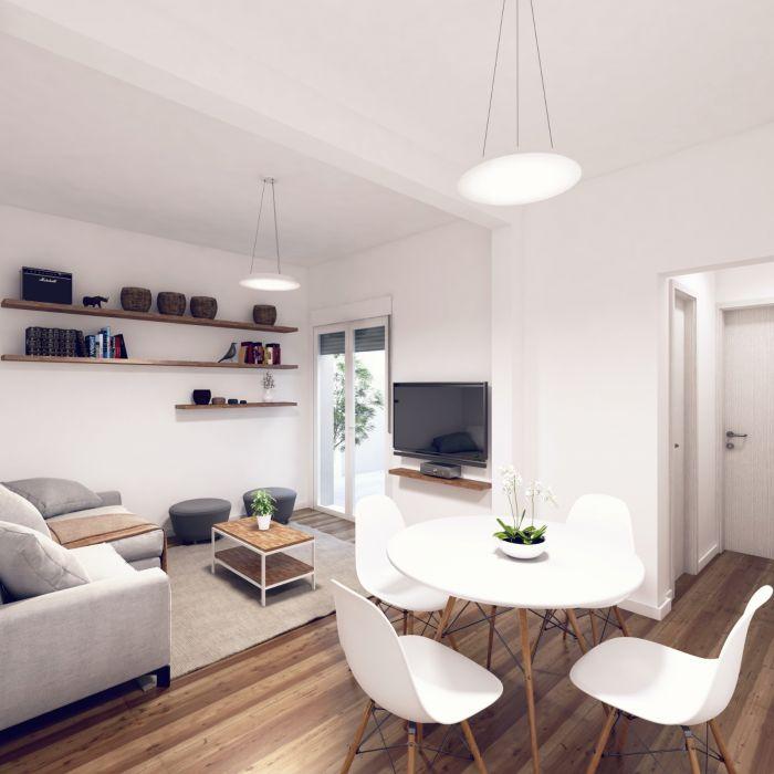 Apartamento en venta. 2 dormitorios. Patio