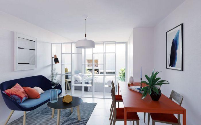 ¡apartamento Monoambiente En Venta - Pocitos!