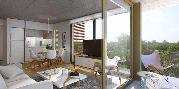 Venta apartamento de 1 dormitorio Punta del Este - Pinheiros