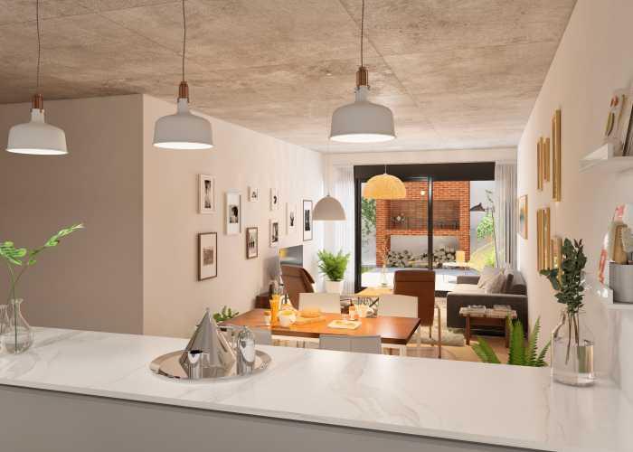 Venta de apartamento de 2 dormitorios en Punta Carretas, TEO